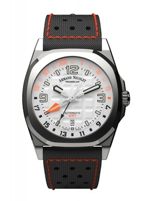 Armand Nicolet JH9 GMT Date Automatic A663HAAAOP0668NO8 watch picture