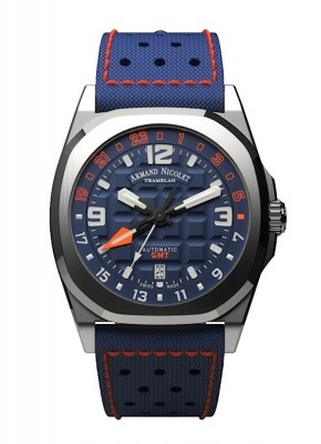 Armand Nicolet JH9 GMT Date Automatic A663HAABOP0668BO8 watch picture