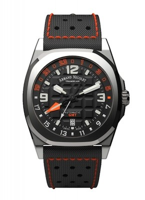 Armand Nicolet JH9 GMT Date Automatic A663HAANOP0668NO8 watch picture
