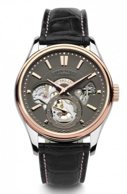 Armand Nicolet L08 Small Seconds Limited Edition 8620AGRP713GR2 watch picture