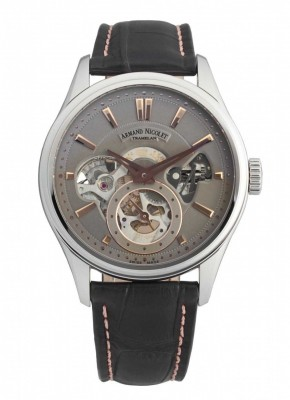 Armand Nicolet L08 Small Seconds Limited Edition 9620AGRP713GR2 watch picture