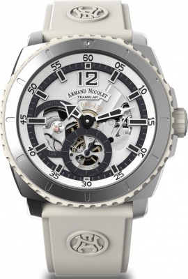 Armand Nicolet L09 Small Seconds Limited Edition T619BAGG9610B watch picture