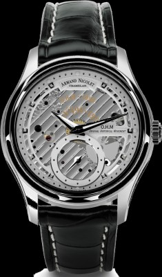 Armand Nicolet L14 Small Second Limited Edition A750AAAAGP713NR2 watch picture