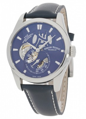 Armand Nicolet L16 Small Seconds Limited Edition Mechanical A132AAABUP140BU2 watch picture