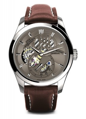 Armand Nicolet L16 Small Seconds Limited Edition Mechanical A132AAAGRP140MR2 watch picture