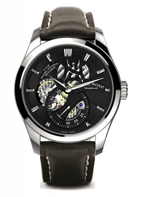 Armand Nicolet L16 Small Seconds Limited Edition Mechanical A132AAANRP140NR2 watch picture