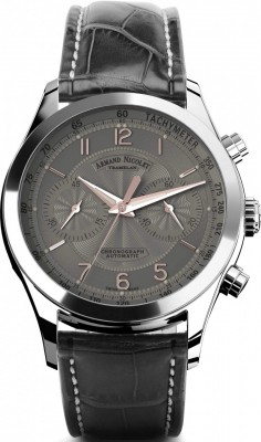 Armand Nicolet M02 Chronograph 9744AGSP974GR2 watch picture