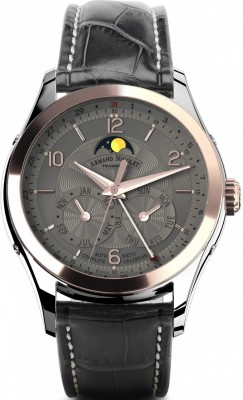 Armand Nicolet M02 Complete Calendar 8742BGSP974GR2 watch picture