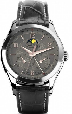 Armand Nicolet M02 Complete Calendar 9742BGSP974GR2 watch picture