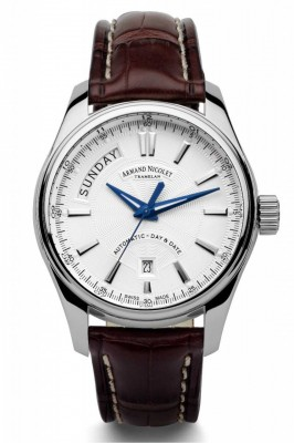 Armand Nicolet M02 Day-Date 9641AAGBP974MR2 watch picture