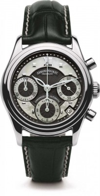 Armand Nicolet M03 Automatic Damen Chronograph 9154ANNP915NR8 watch picture