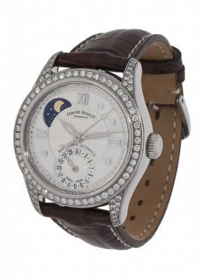 Armand Nicolet M03 Automatic with Moonphase-Date 9151LANP915BC8 watch picture