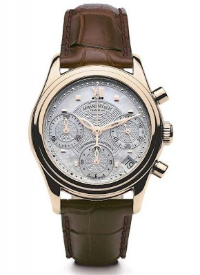 Armand Nicolet M03 Date Chronograph 18kt Gold 7154AANP915MR8.bN watch picture
