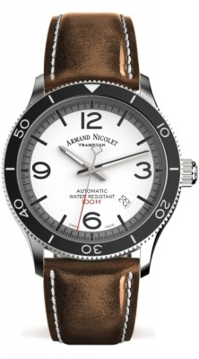 Armand Nicolet MA2 Date Automatic A890ANAAGP190MR2 watch picture