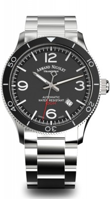 Armand Nicolet MA2 Date Automatic A890ANANRM2890A watch picture