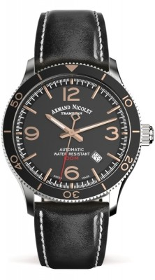 Armand Nicolet MA2 Date Automatic A890ANSNSP190NR2 watch picture