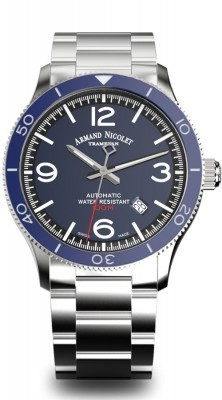 Armand Nicolet MA2 Date Automatic A890AUABUM2890A watch picture
