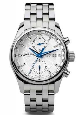 Armand Nicolet MH2 Chronograph Date Wochentag Automatic A647AAGMA2640A watch picture