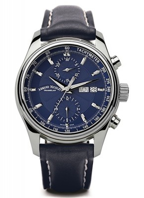 Armand Nicolet MH2 Chronograph Date Wochentag Automatic A647ABUP140BU2 watch picture