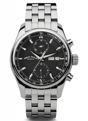 Armand Nicolet MH2 Chronograph Date Wochentag Automatic A647ANRMA2640A watch picture