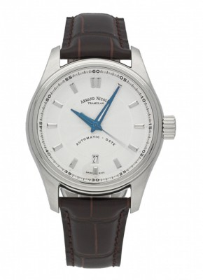 Armand Nicolet MH2 Date Automatic A640AAGP840MR2 watch picture