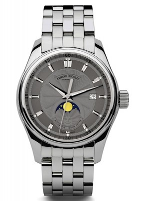Armand Nicolet MH2 Date Mondphase Automatic A640LGRMA2640A watch picture