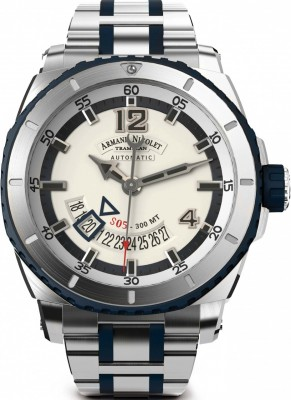 Armand Nicolet S05 300M Automatic A710AGUAKMA4710GU watch picture