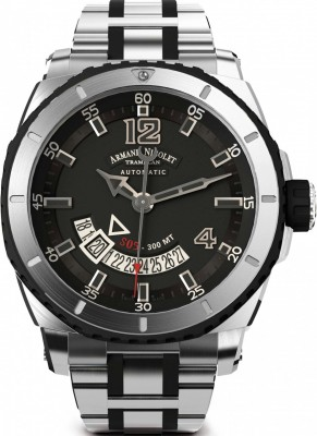 Armand Nicolet S05 Date 300M Automatic A710AGNGRMA4710GN watch picture