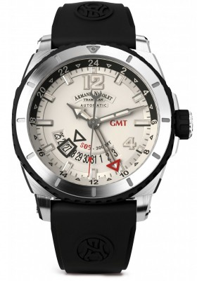 Armand Nicolet S05 GMT 300M Automatic A713AGNAGGG4710N watch picture