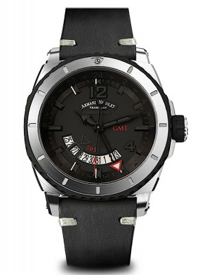 Armand Nicolet S05 GMT 300M Automatic A713AGNNRPK4140NR watch picture