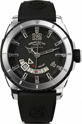 Armand Nicolet S053 Date Automatic A710AGNGRGG4710N watch picture