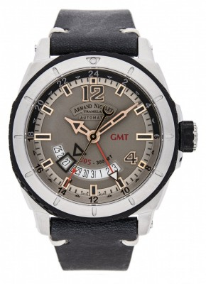 Armand Nicolet S053 GMT Date Automatic A713AGNGSPK4140NR watch picture