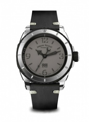 Armand Nicolet S053 Military Automatic A713PGNGNPK4140NR watch picture