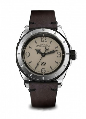 Armand Nicolet S053 Military Automatic A713PGNKNPK4140TM watch picture