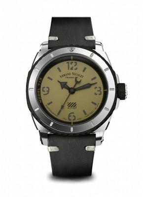 Armand Nicolet S053 Military Automatic A713PGNVNPK4140NR watch picture