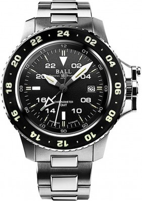 Ball Engineer Hydrocarbon AeroGMT DG2016ASCJBK watch picture