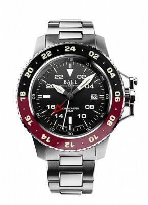 Ball Engineer Hydrocarbon AeroGMT II DG2018CS3CBK watch picture