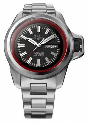 Ball Engineer Hydrocarbon DEVGRU NM3200CSJBKRD watch picture