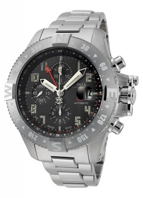 Ball Engineer Hydrocarbon Spacemaster Chronograph GMT II Automatic DC3036CSAJBK watch picture