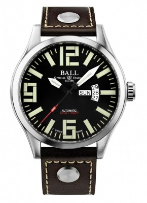 Ball Engineer Master II Aviator NM1080CL14ABK watch picture