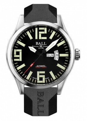 Ball Engineer Master II Aviator NM1080CP14ABK watch picture