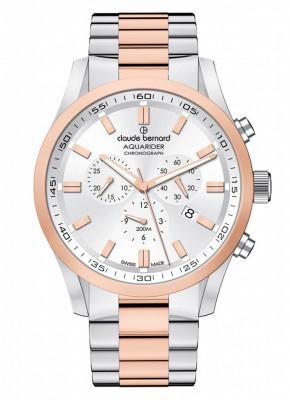 Claude Bernard Aquarider Chronograph 10222 357RM AIR watch picture