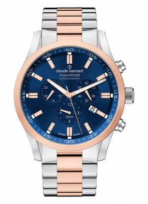 Claude Bernard Aquarider Chronograph 10222 357RM BUIR1 watch picture