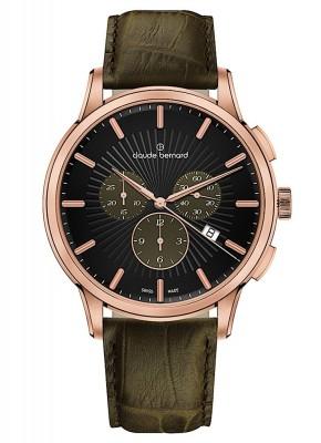 Claude Bernard Classic Chronograph Special Edition Quarz 10237 37R NIKAR watch picture