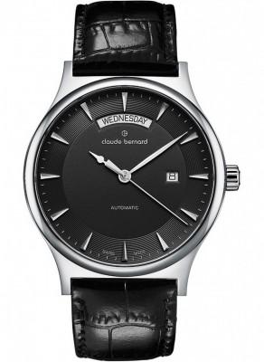 Claude Bernard Classic DayDate Automatic Date Wochentag 83014 3 NIN1 watch picture