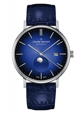 Claude Bernard Classic Mondphase Date 80501 3 BUIN watch picture