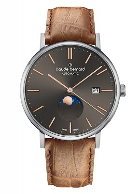 Claude Bernard Classic Mondphase Date 80501 3 GIR watch picture