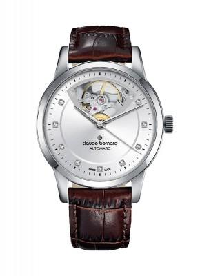 Claude Bernard Classic Open Heart Automatic 85018 3 AIN3 watch picture