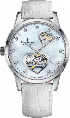 Claude Bernard Dress Code Open Heart 85018 3 NAPN2 watch picture
