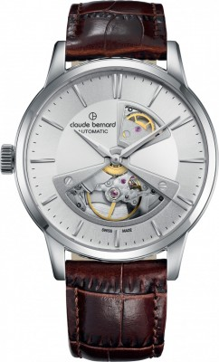 Claude Bernard Sophisticated Classics Automatic Open Heart 85017 3 AIN2 watch picture